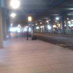 Bus-Bahnhof