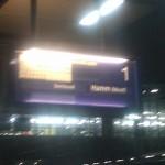 Zugverspätung