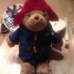 Mein erstes Mitbringsel – Paddington Bear