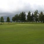 Der Golfplatz zum Entspannen