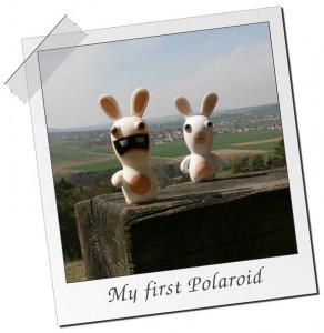 Polaroid-Foto