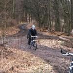 Cross-Bike-Rennen