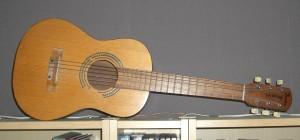 Gitarre - Fender La Andre