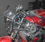 GPZ500S — Erste Reparaturen erledigt