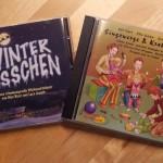 meine ersten CDs