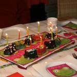 Mein erster Geburtstag - Mein Geburtstagskuchen
