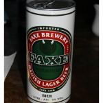 dänisches Bier -- Faxe