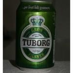 dänisches Bier -- Tuborg