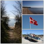 Kelstrup-Strand -- Strandspaziergang