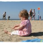Ich spiele im RIESEN-Sandkasten