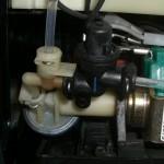 Jura S9 -- neues Auslaufventil eingebaut 2