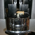 Jura S9 - Kaffeeauslauf