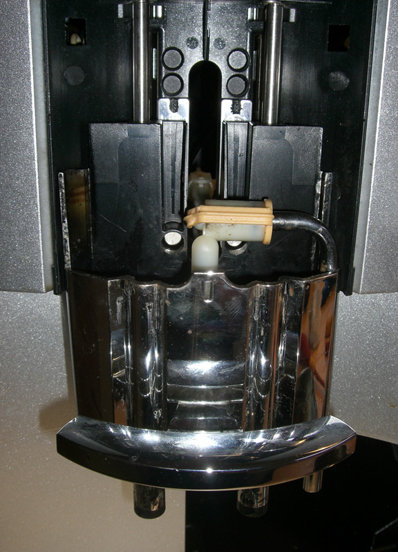 Jura s9 kaffeeauslauf reinigen