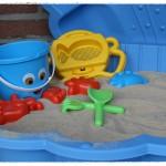 Mein Sandspielzeug