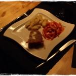 Dinner #1