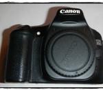 Canon EOS 30D – Reinigung